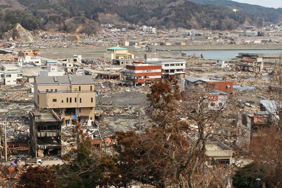 残すか壊すか 震災遺構が問う「記憶」:日本経済新聞