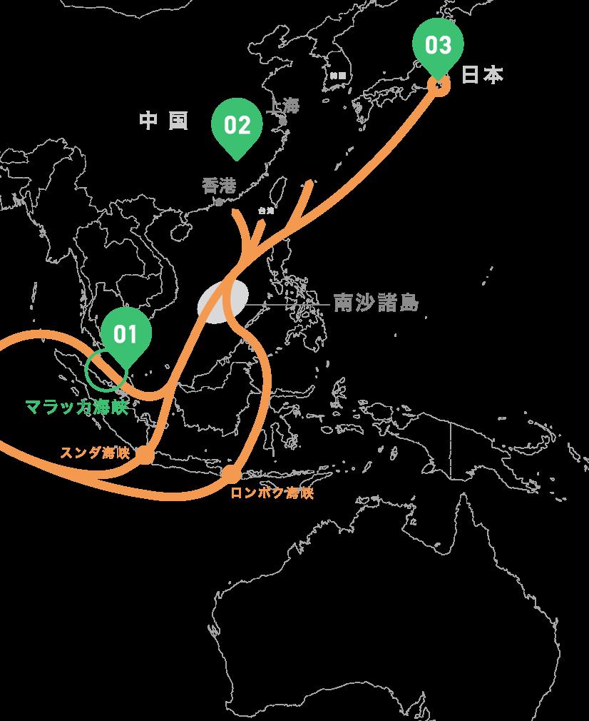 地図 尖閣 諸島
